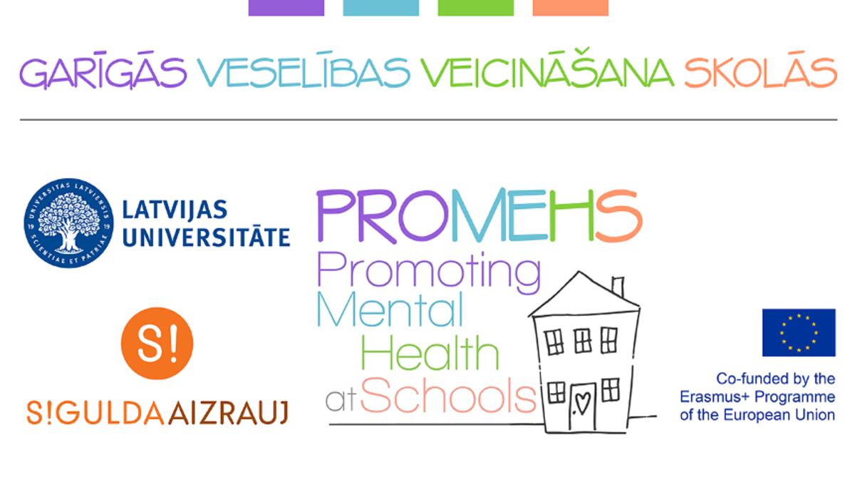 """Aicinām piedalīties konferencē """"Garīgās veselības veicināšana skolās"""""""